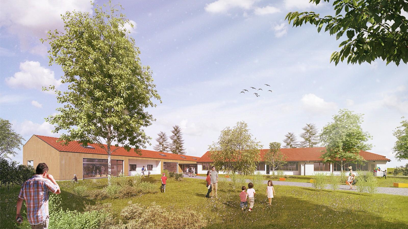 2015-Erweiterung Kindergarten_Mietingen