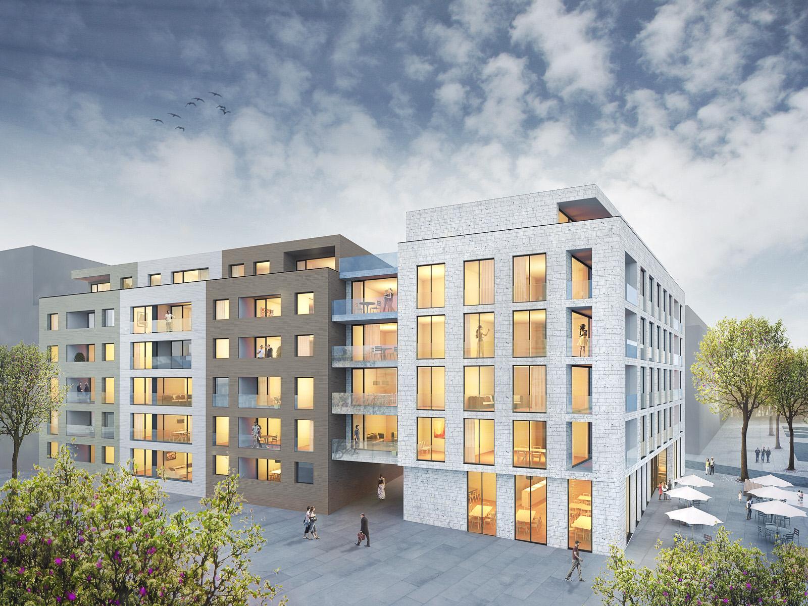 2015-Wohnbebauung Dichterviertel_Ulm