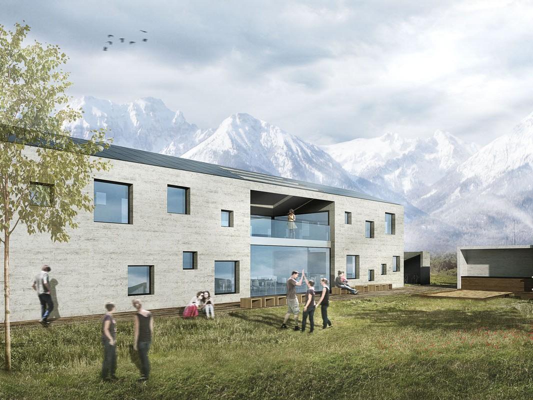 2014-Neubau Kinder- und Judenhaus_St_Moritz_CH