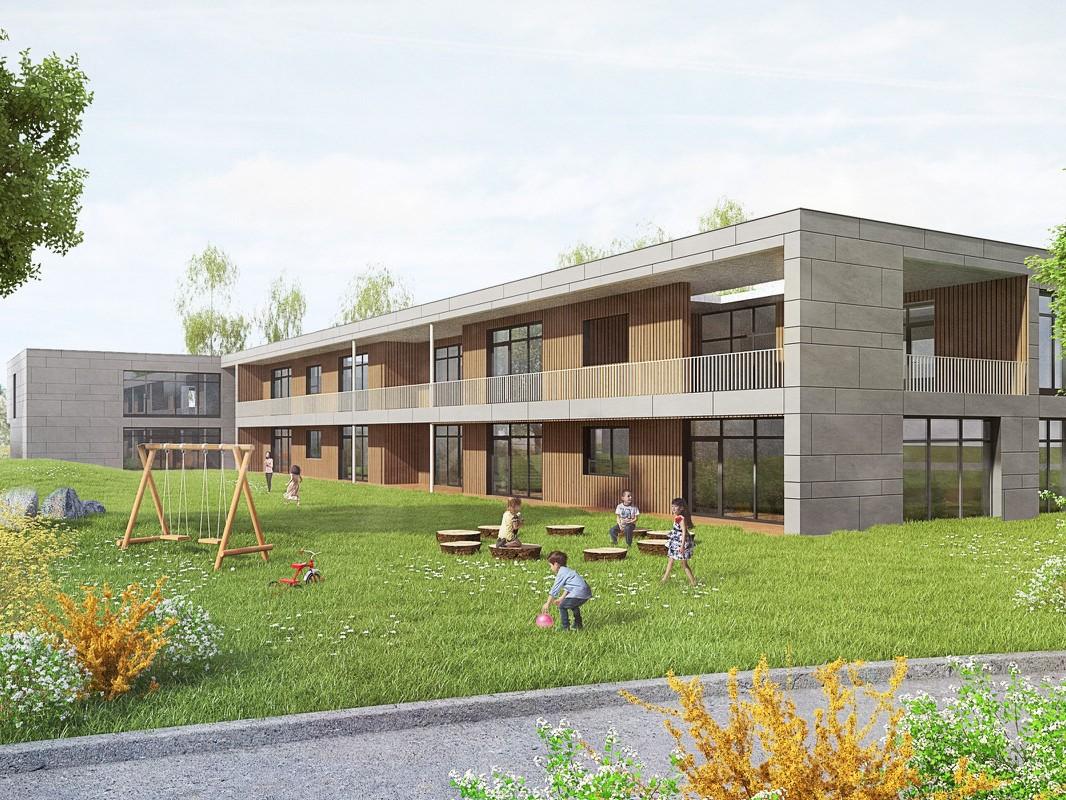 kindergarten bergatreute